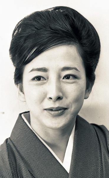 有馬稲子 1932年生まれ。映画「...