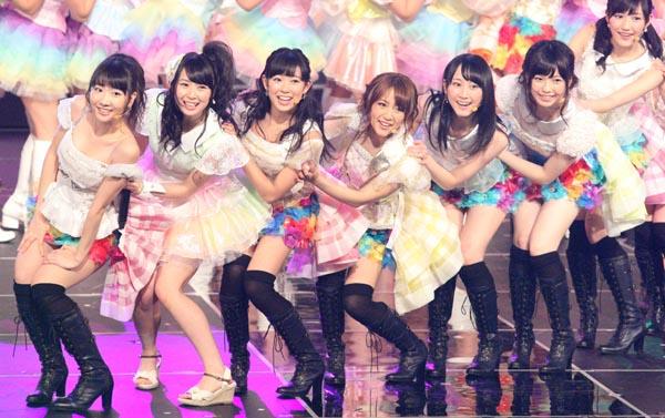 AKB48~激動の2012年~ 写真特集...