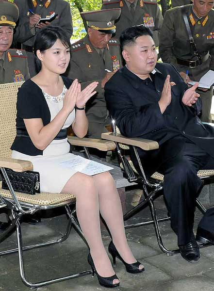 李雪主氏は1989年生…:李雪主夫人~北朝鮮のファーストレディー ...