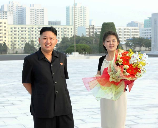李雪主夫人~北朝鮮のファーストレディー~ 写真特集
