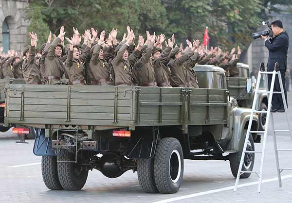 朝鮮の軍事