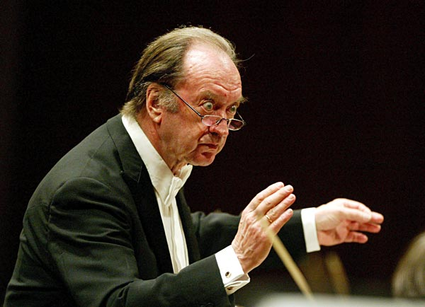 オーストリアの世界的指揮者ニコラウス・アーノンク…:追悼 2016 写真 ...