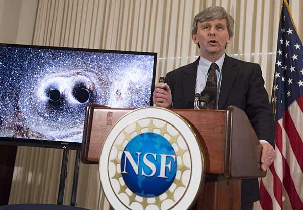 「重力波」の観測 写真特集