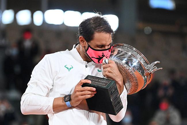 男子テニス ラファエル・ナダル 写真特集:時事ドットコム
