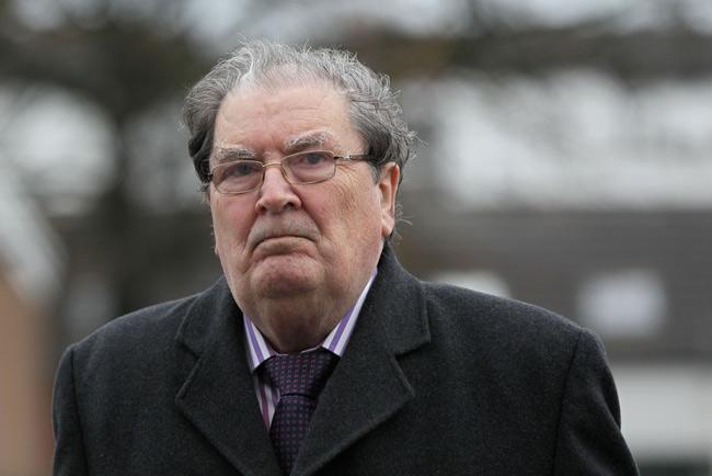英領北アイルランド紛争の和平に貢献し、1998年に…:追悼2020 写真 ...