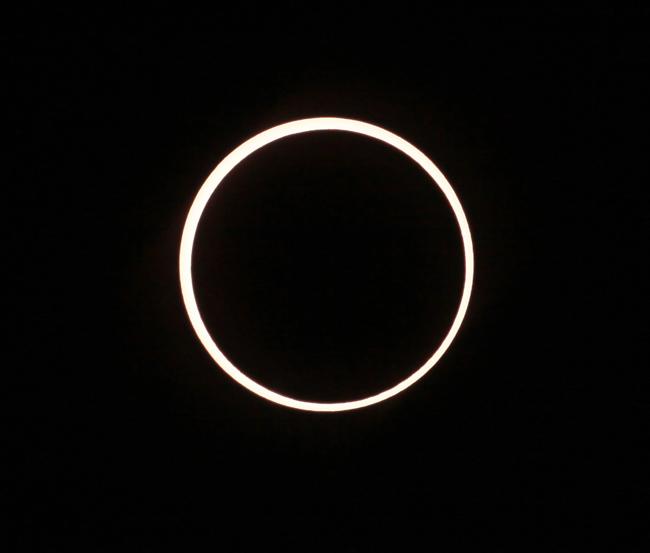 平成24年(2012年) 金環日食、国内25年ぶり観…:平成の記憶 ...