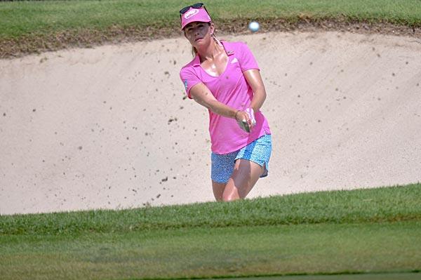女子ゴルフ ポーラ・クリーマー 写真特集