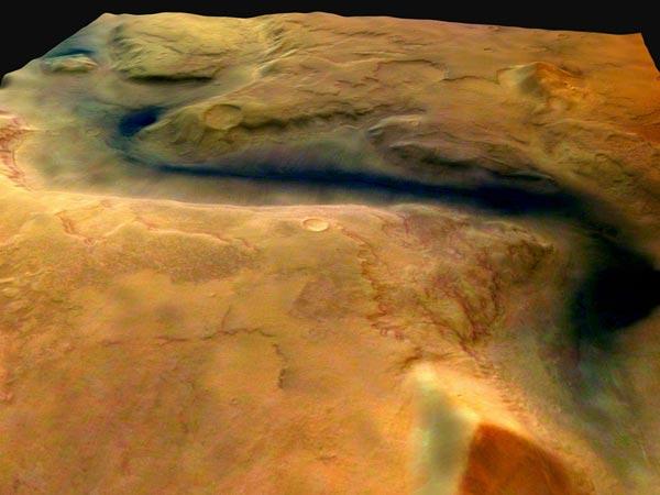 欧州宇宙機関(ESA)の無人火星...