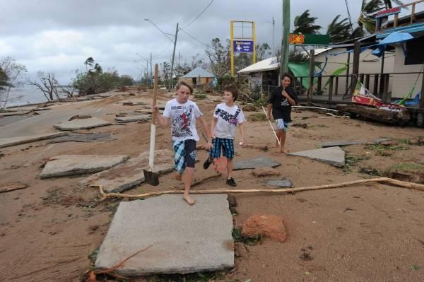 オーストラリア大洪水 写真特集