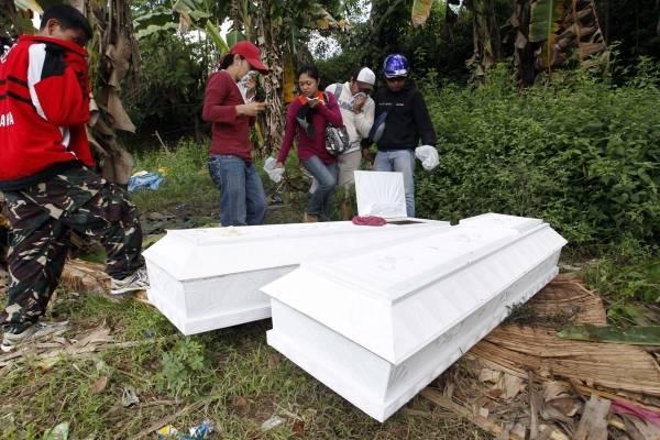 フィリピン台風被害 写真特集
