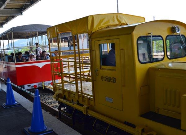 秋田・小坂鉄道レールパーク〜ディーゼル車の運転体験も〜 写真特集