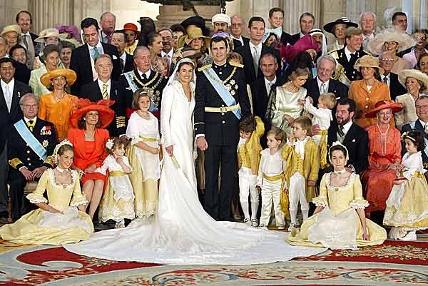 スペイン王室 写真特集