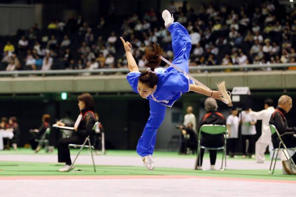 全日本武術太極拳選手権大会 写真 特集