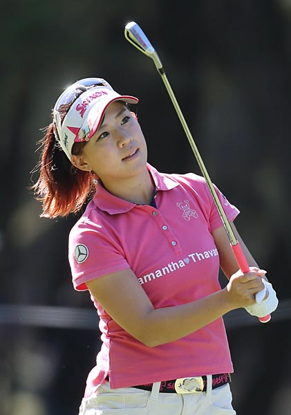 女子ゴルフ 香妻琴乃 写真特集