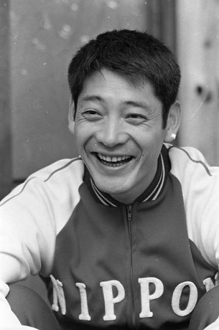 現役時代の笠谷幸生選手:札幌五...