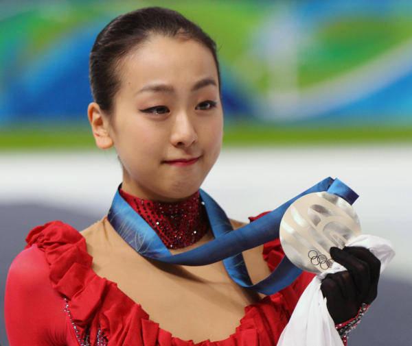「浅田真央 バンクーバオリンピック」の画像検索結果