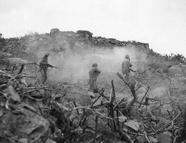 硫黄 島 の 戦い
