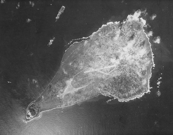 硫黄島の戦い 写真特集