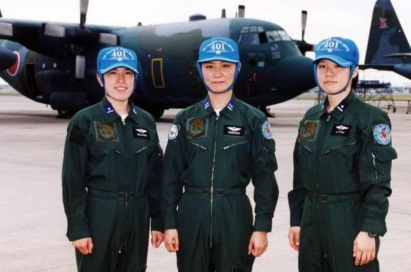 航空自衛隊の女性パイロットとして初…:世界の女性パイロット、飛行士 ...