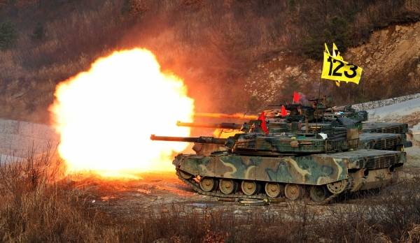 韓国陸空合同軍事演習 写真特集