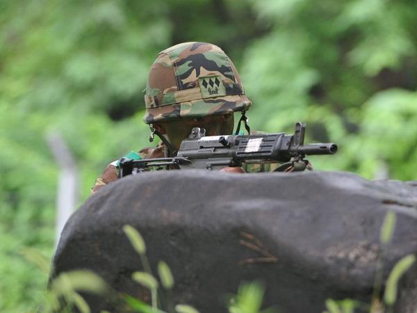 米韓合同軍事演習 写真特集