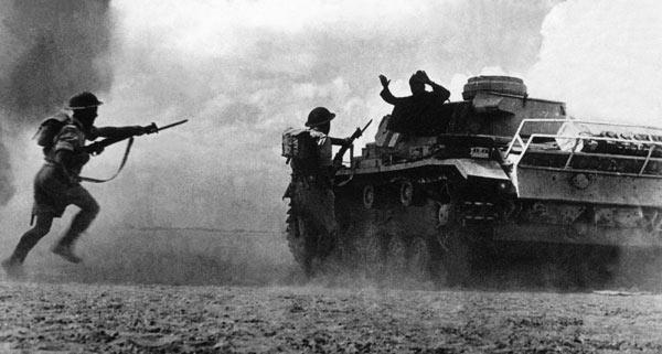 第2次世界大戦 北アフリカ戦線 ...