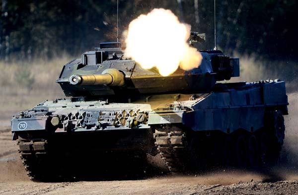 レオパルドII戦車 写真特集