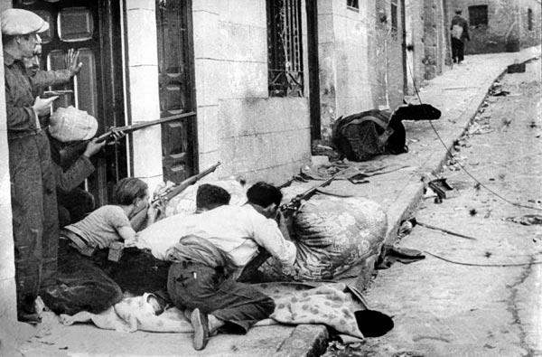 スペイン内戦 写真特集