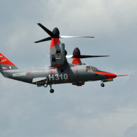 アグスタウエストランドAW609(伊)…:異形の航空機 VTOL編 ...