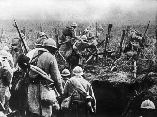 第1次世界大戦 写真特集:時事ド...