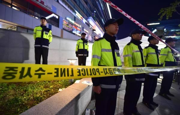 事故 韓国 崩壊
