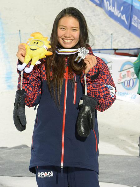 スノーボード世界選手権・女子…:スノーボード 松本遥奈特集:2018平昌 ...