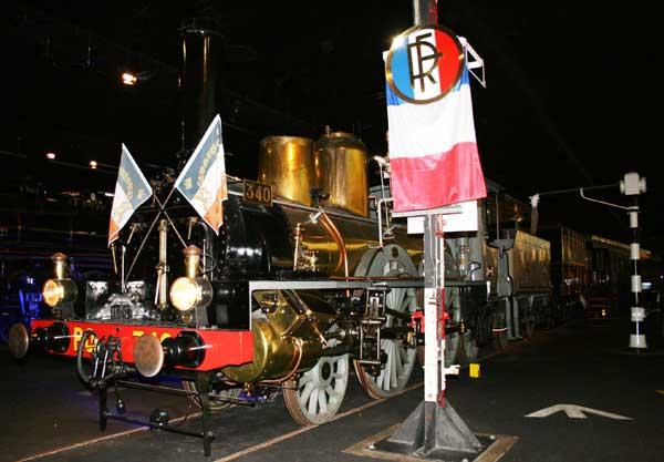 フランス鉄道博物館 写真特集