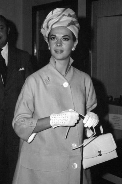 ナタリー・ウッド(3) 1938年生まれ。子役から…:麗しの大女優 ...