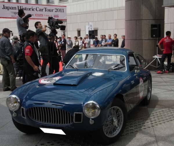 名車が勢ぞろい〜ヒストリックカー2011 写真特集