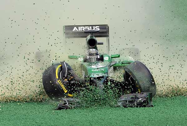 F1 小林可夢偉 写真特集