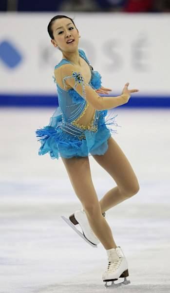 フィギュアスケートの世界選手権...