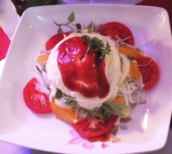 【悲報】サイゼリヤさん、アベノミクスの果実によってとんでもないサラダを出している模様  [153736977]YouTube動画>2本 ->画像>59枚