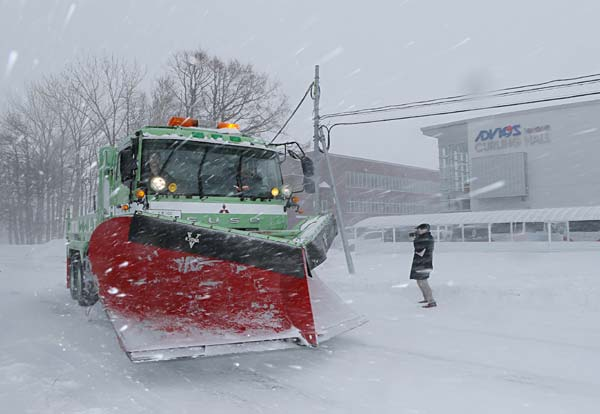 大雪被害2014−15 写真特集