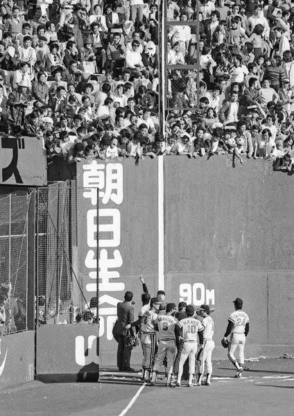 ☆1978年ヤクルト4勝3敗阪急 悲願...