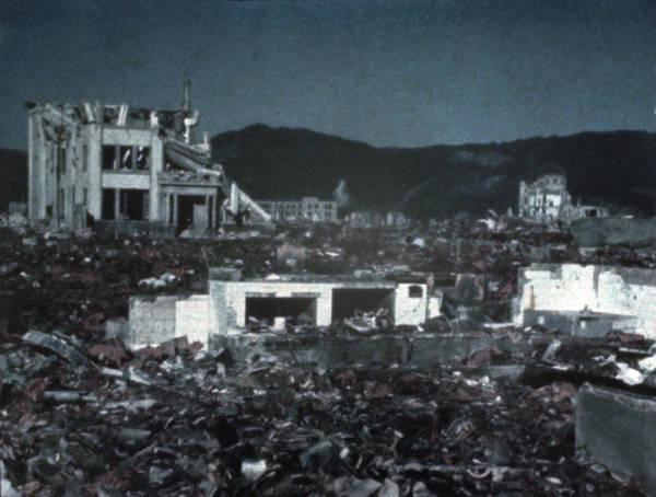 1945年8月〜被爆した広島、長崎〜 写真特集