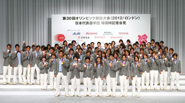 スポーツ1位】日本、史…:時事通信社が選ぶ10大ニュース(2012年)特集 ...