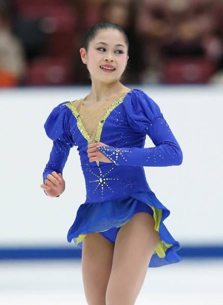 フィギュアスケート全日本