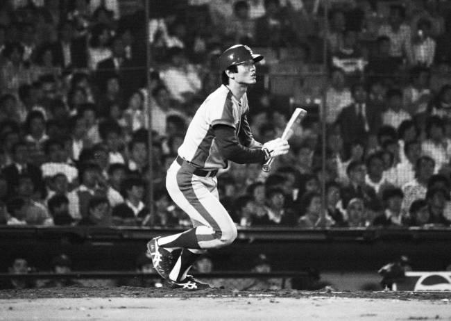 「大島康徳 本塁打」の画像検索結果
