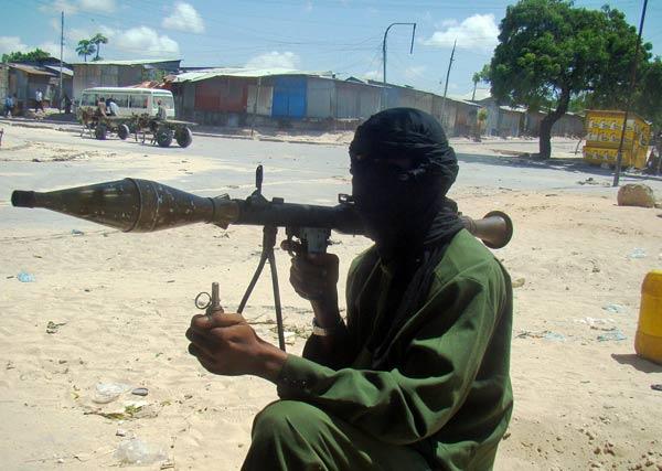 イスラム過激派「アルシャバーブ」〜内戦泥沼のソマリア〜 写真特集