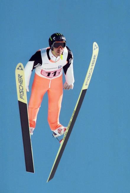 1994年リレハンメルオリンピックのスキージャンプ競技