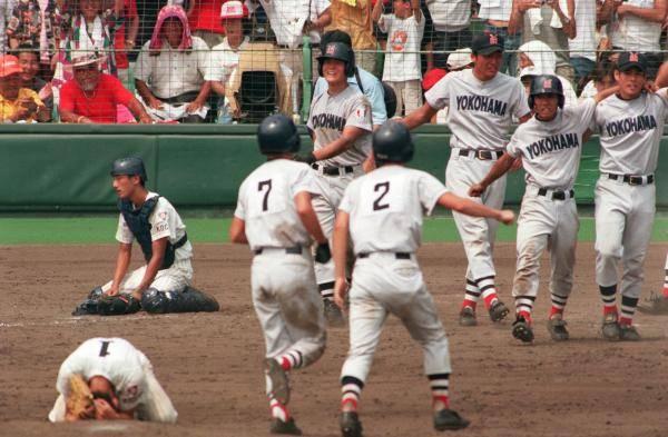 1998年…:最後の夏 横浜高・渡辺監督~甲子園5度優勝の名将 ...