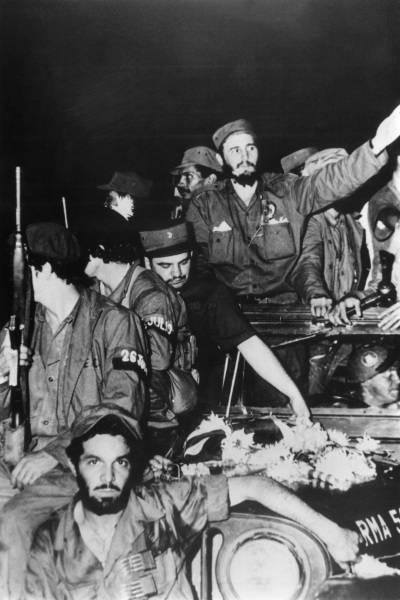 キューバ フィデル・カストロ前国家評議会議長 写真特集