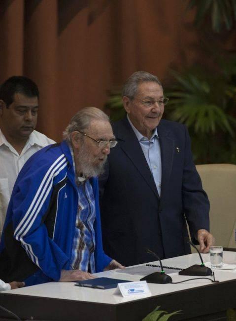 キューバ共産党大会…:キューバ ...