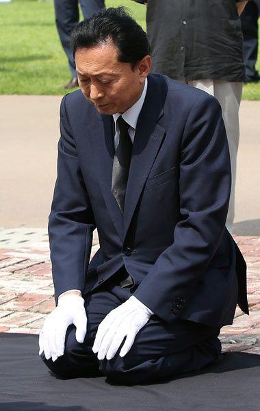 元首相 鳩山由紀夫氏 写真特集